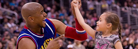 HARLEM GLOBETROTTERS BRING THEIR 2017 WORLD TOUR TO SOUTHERN CALIFORNIA