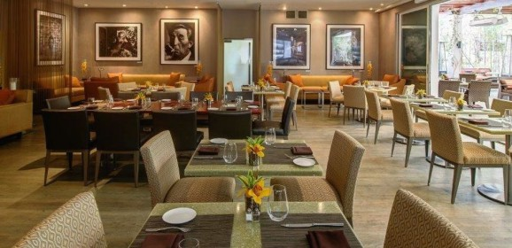 50-Year Old Sunset Marquis Completes Facelift