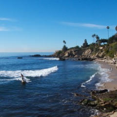 Enjoy The Warmth of the Sun in Laguna Beach