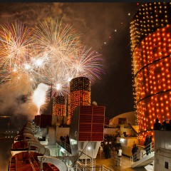 New Year's Eve Gala Aboard The Queen Mary