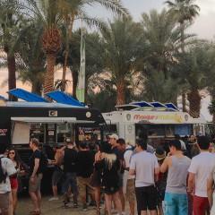 Food Trucks Trek to Northern Trust Open
