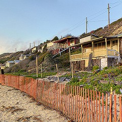 Orange County's Crystal Cove Cottages
