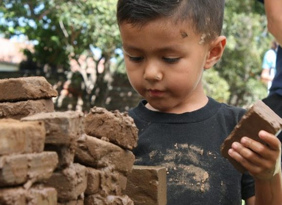 Mud Mania Returns to Rancho Los Cerritos