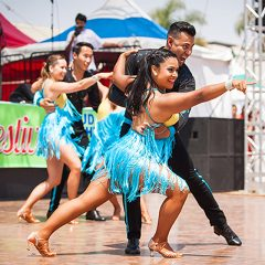 24th Annual Oxnard Salsa Festival—A Weekend of Sizzling Music, Dance & Food