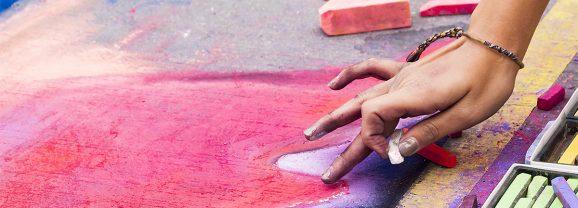 Chalk Artists to Create Sidewalk Masterpieces at Ventura Art & Street Painting Festival