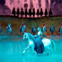 THEATRICAL EQUESTRIAN ADVENTURE ODYSSEO IN VENTURA COUNTY