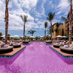 Terranea Turns Pink for National Breast Cancer Awareness Month