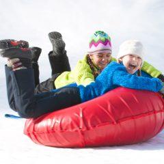Snow Tubing at Big Bear Snow Play