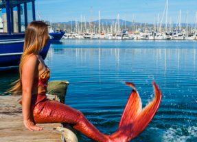 Mermaid Happenings at Ventura Harbor