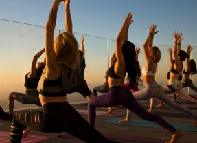 OUE Skyspace L.A. Upcoming Fitness Classes