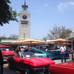 24th Annual Gilmore Heritage Auto Show