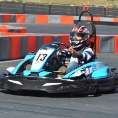 Kart Racing Revs Up At Big Bear Speedway