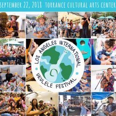 2018 Los Angeles International Ukulele Festival