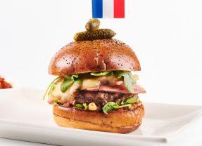Umami Burger's Latest Artist Series Collab With Chef Daniel Boulud
