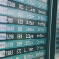 New Airport App