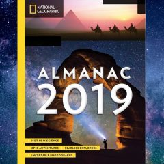 Book Review: National Geographic's Almanac 2019