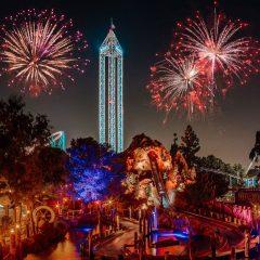 Knott's New Year's Eve Celebration
