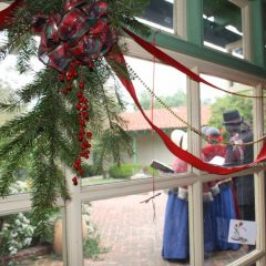 Holiday Merry-Making Commences at Rancho Los Cerritos