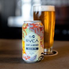 Saint Archer Brewing Co. Partners With RVCA's Artist Network Program
