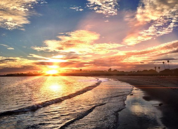 SoCal's Seductive Sunsets